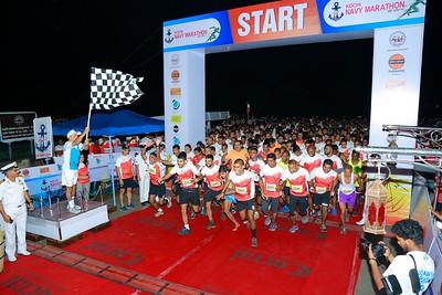 Kochi Navy Marathon 2018