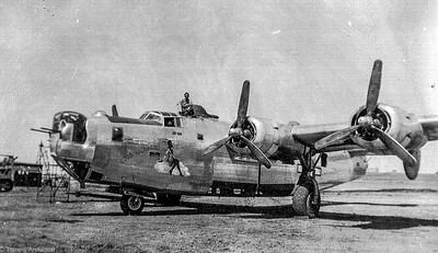 Consolidated F-7A Liberator 20th CBT Mapping Sqn