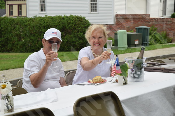 Bastille Day in Castine