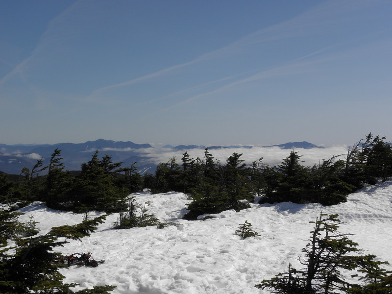 Looking down the Kanc, Kearsarge North in the back.JPG
