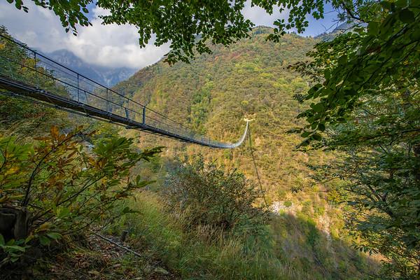 Ponte Tibetano (2018-10-16)