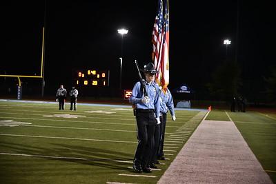 19-20 Football and Cheer Senior Night