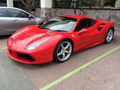 Ferrari 488GTB in Brisbane