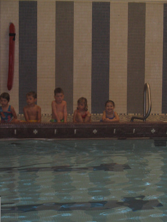 July 17-22, 2006 (Swim Lessons, Mets Game)