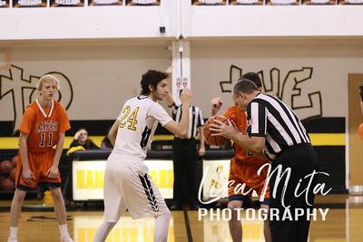 2/14/17 - Boys Basketball Hanover Park vs. Mt Lakes