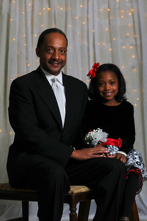Girl Scout Father Daughter Dance 2017