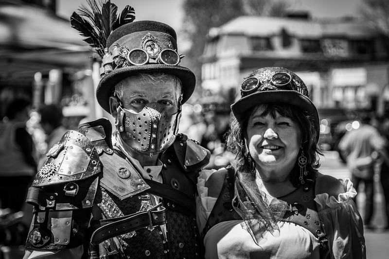 Watch City Steam Punk Festival 2019