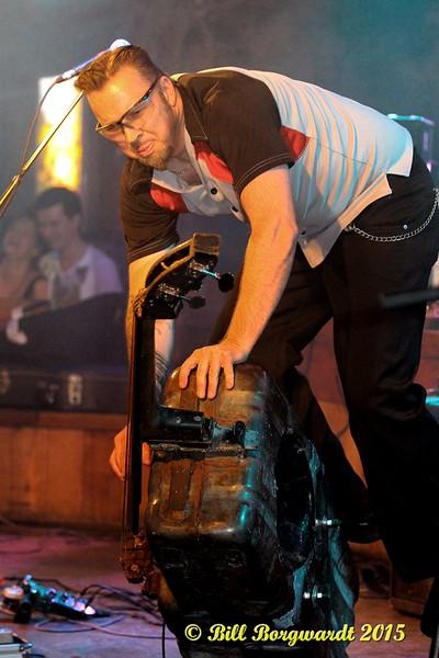 Shane Chisholm - Bill Hanson Birthday Surprise at Cook County Saloon 516