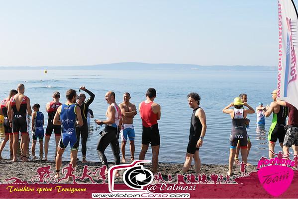 Triathlon sprint Trevignano