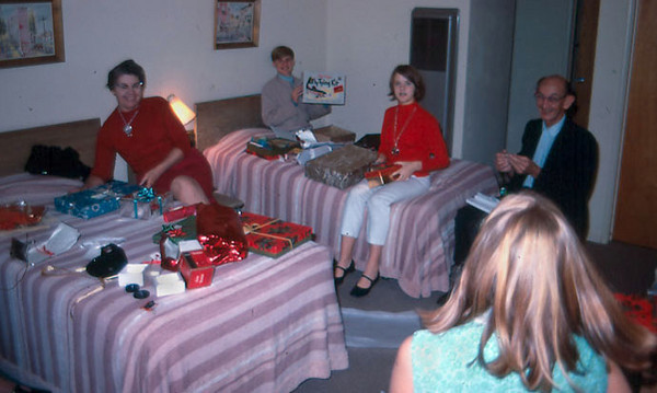 Christmas in the Motel 1968