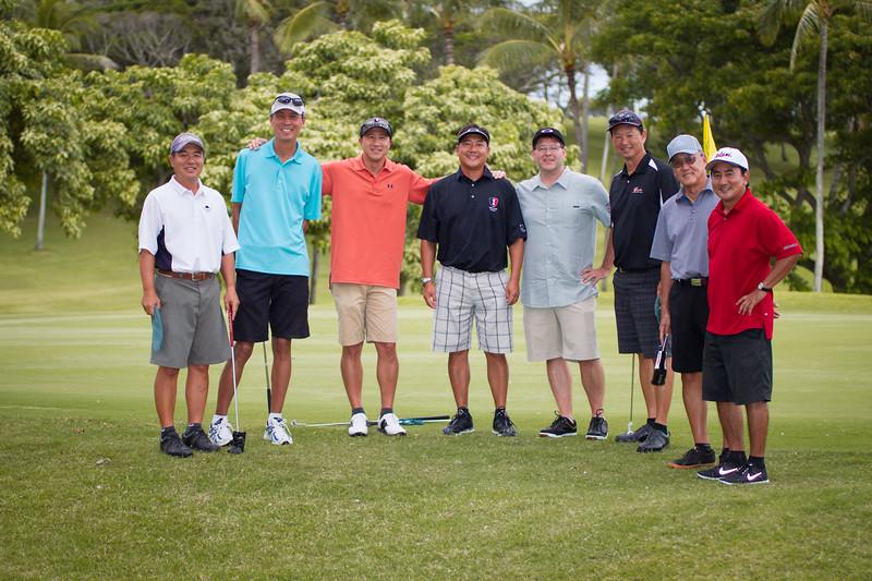 2013 Eddie Hamada Golf Tournament