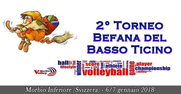 2^ Torneo Befana del Basso Ticino