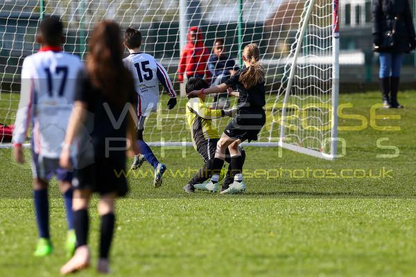 Under 11's v Garforth Rangers under 11's Boys