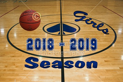 2018 - 2019 Girl's Basketball