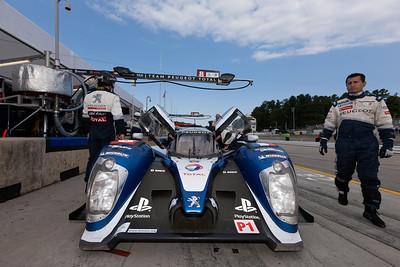 Petit Le Mans ALMS ILMC