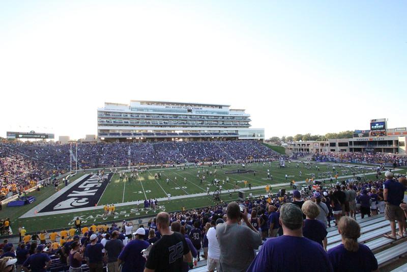 2013 Bison Football - Kansas State 020.JPG
