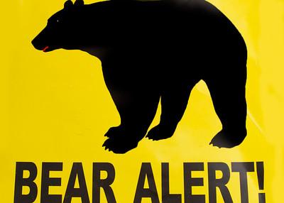 2012 BEAR AWARE PROGRAM