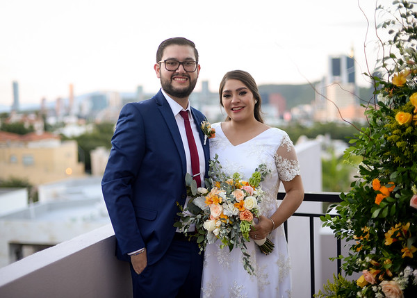 Marcela + Oscar