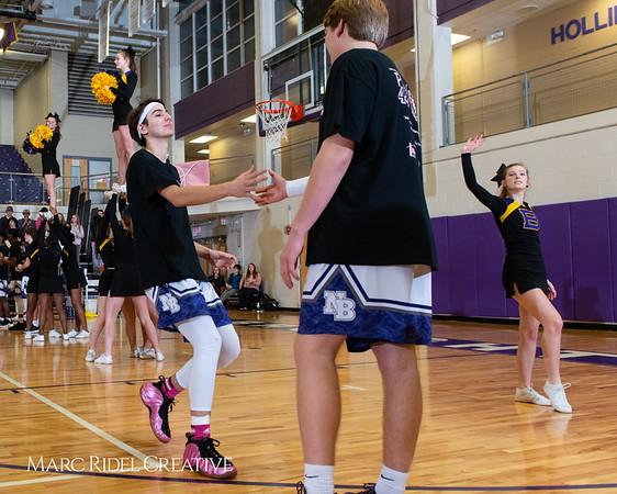Broughton boys varsity basketball vs Sanderson. Play 4 Kay. January 17, 2019. 750_4628