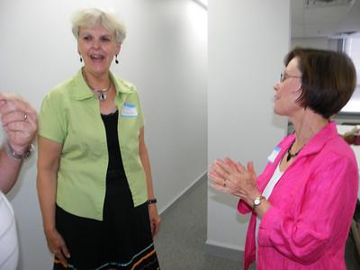 Bartlesville Alumni Event August 13, 2009