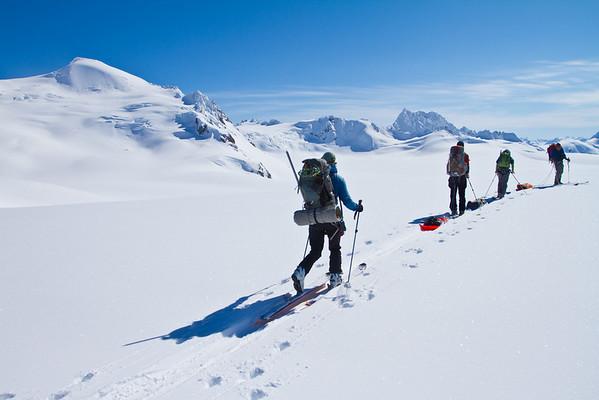 Haines to Glacier Bay