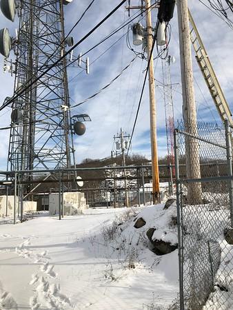 Beacon in Winter