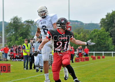 East Kilbride Pirates v London Blitz