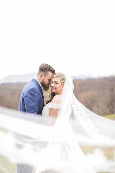 Brittani + Jared's Wedding