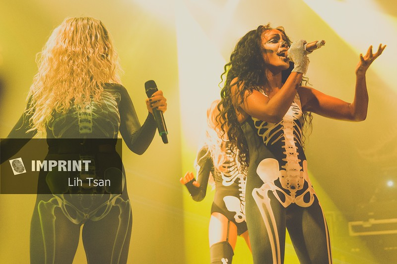 Danity Kane at House of Blues - Chicago, IL   10.30.2018
