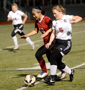 Jefferson at Geneva Girls Soccer October 15, 2018
