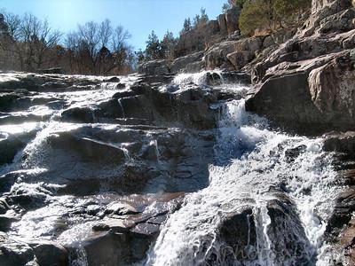 Rocky Falls CA, Mo. 2004