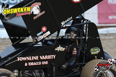 Ohsweken Speedway- Sept 18th