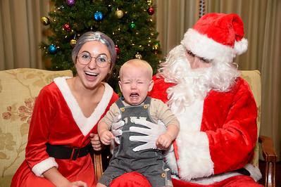 Christmas Santa Claus Visits