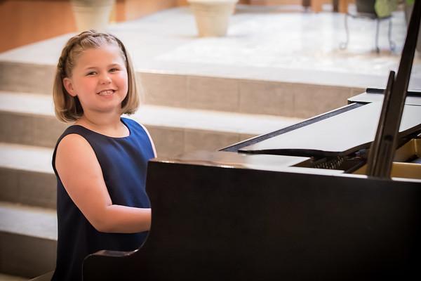 6-22-18 Parker Piano Recital