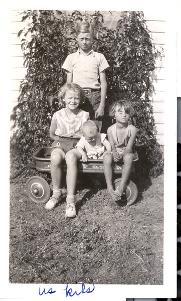 Olson Kids - Eddy, Verdella, Dolores, Ardith