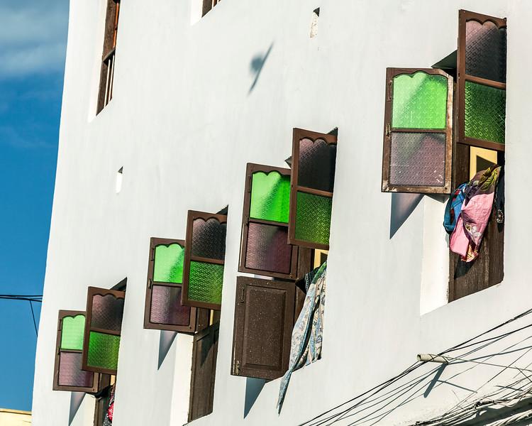 Stone Town Windows