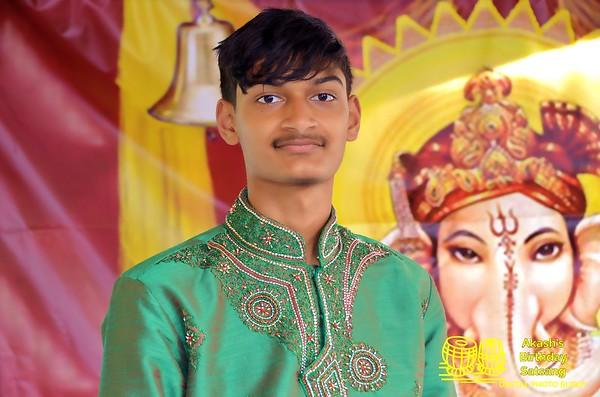 Akash's Birthday Satsang