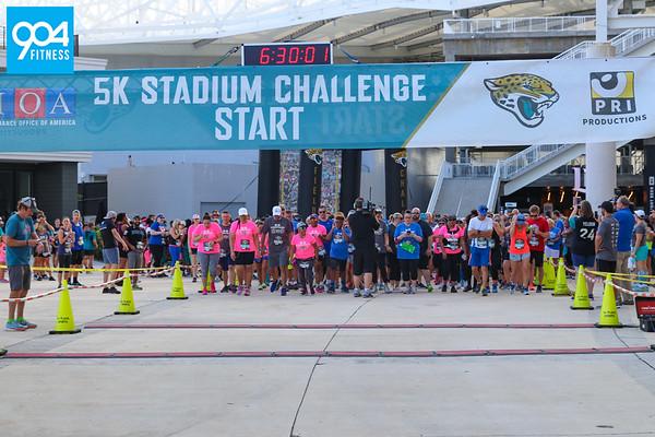 Jaguars Stadium Challenge 2 2018