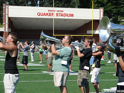 2009 Saturday Rehearsal