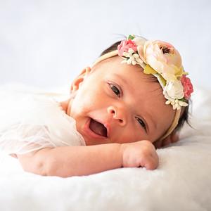 Ashleigh & Jarrett's Newborn Portraits