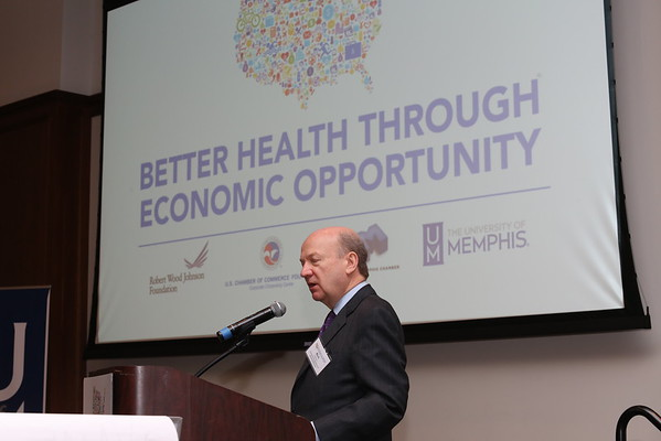 Better Healthcare Through Economic Opportunity Forum