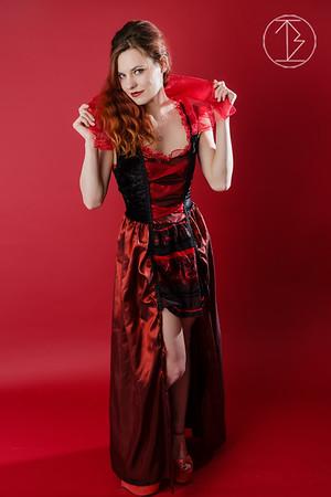 Autumn Red Queen