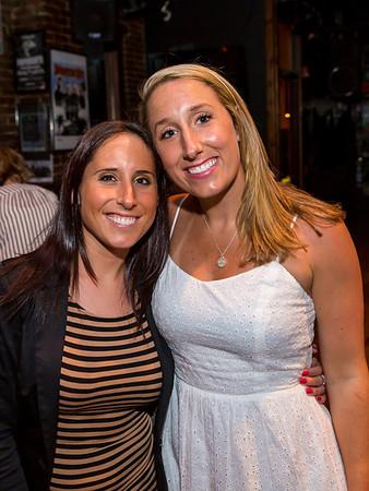 Nick & Jen Engagement party 051714