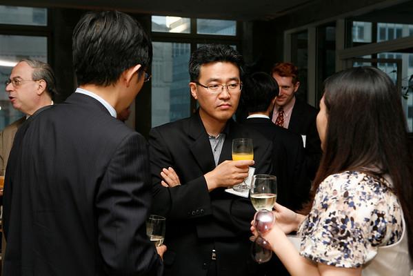 C-LEAF's GW in NY: Alumni Reception
