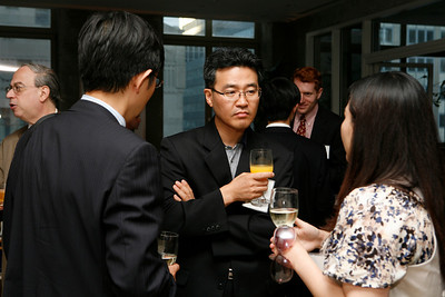 C-LEAF's GW in NY: Alumni Reception