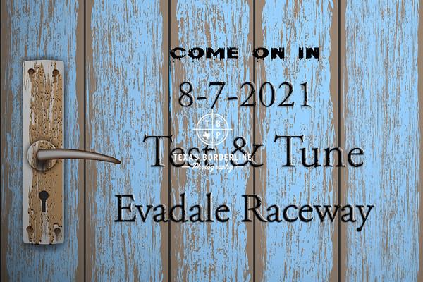 8-7-2021 Evadale Raceway 'Test & Tune'