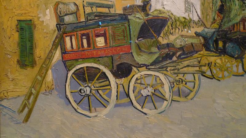 Van Gogh, coach, Richard Donkin, Princeton.