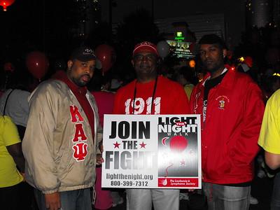 ASA Participates in Light the Night Walk