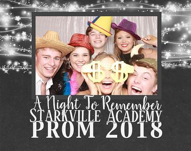 Starkville Academy Prom 2018