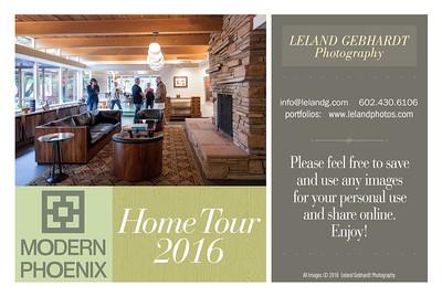 Modern Phoenix Home Tour 2016